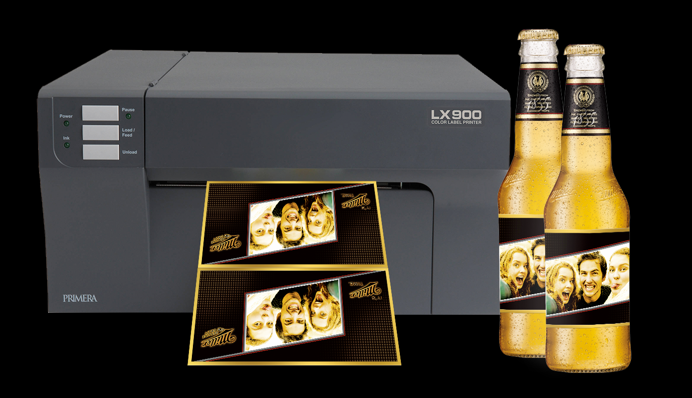 simple TECHNOLOGY  - At its core, Primera makes printers that can print on adhesive materials (such as labels).
