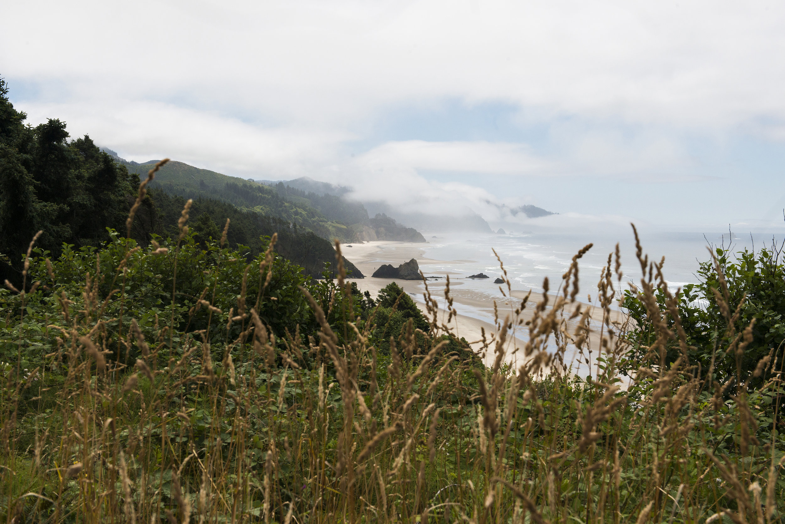 Scenic Oregon Coast
