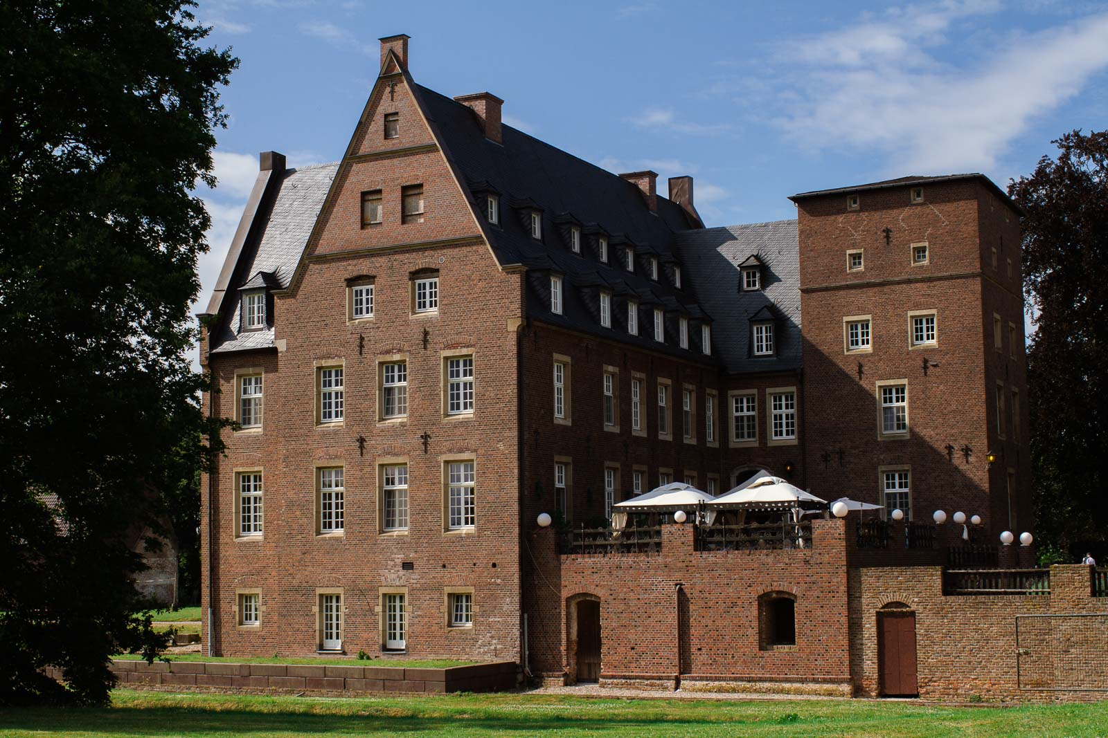 Hochzeitsfotograf Wesel - Schloss Diersfordt_061.jpg
