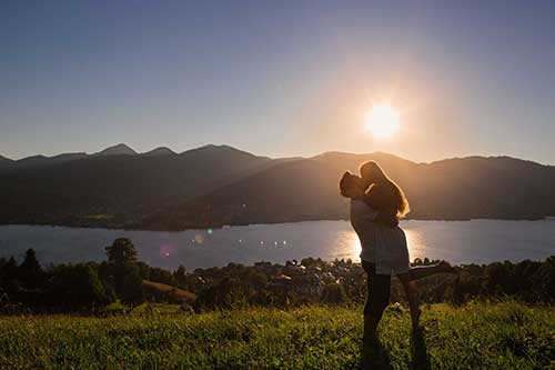 Tegernsee - Betty + Domi