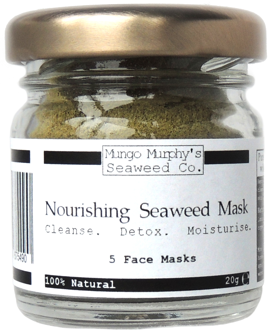 Copy of Nousrishing Seaweed Mask