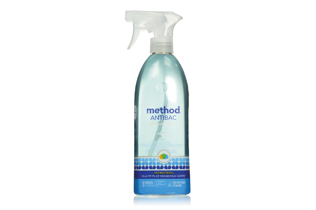 Bathroom disinfectant