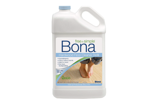 Bona hard wood floor refill