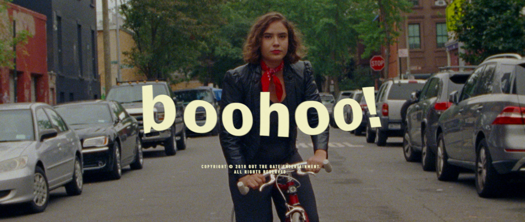 Boohoo!