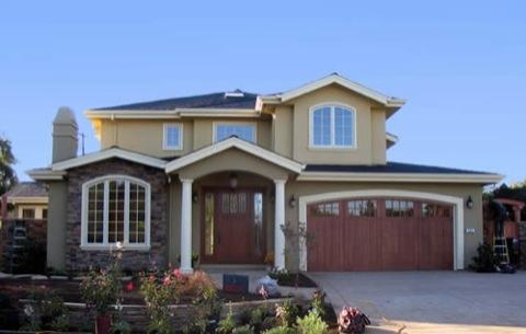 New Custom Home Development