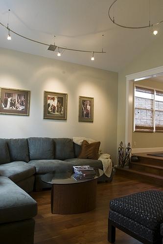 Saratoga Remodel Living Room