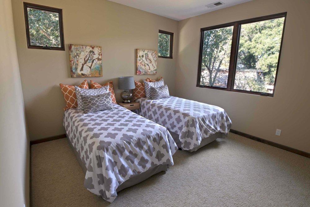 Mediterranean Custom Bedroom