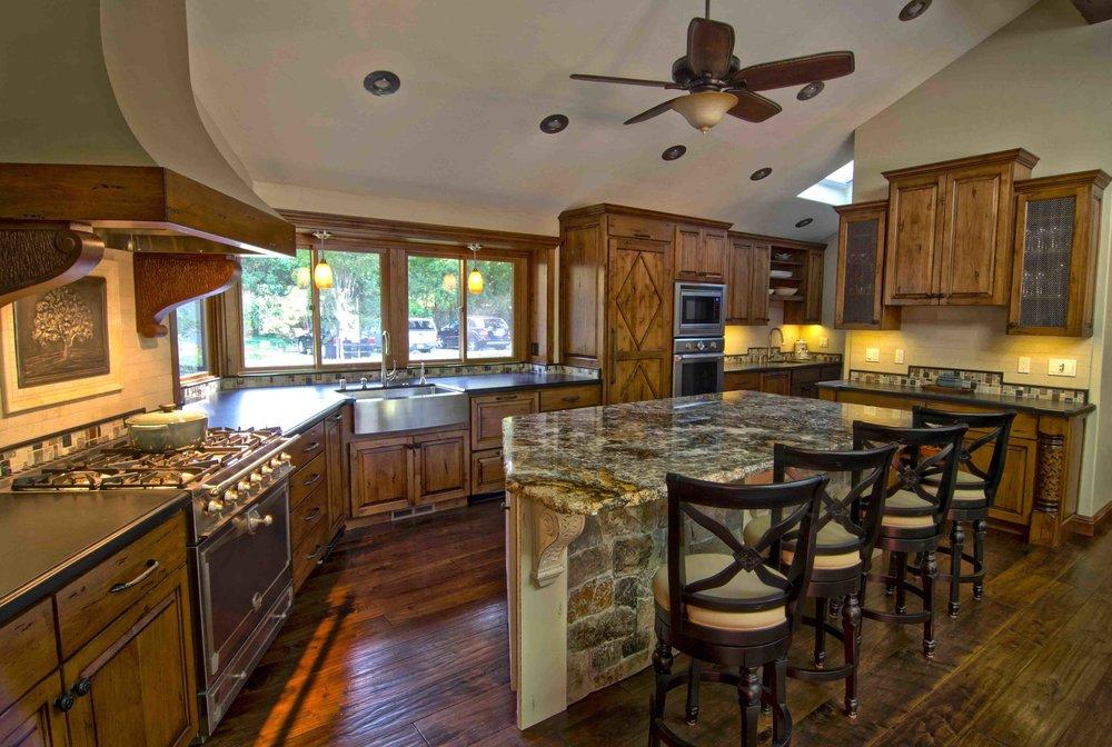 Los Altos Custom Kitchen