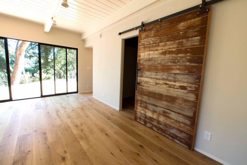 Modern Custom Master Bedroom