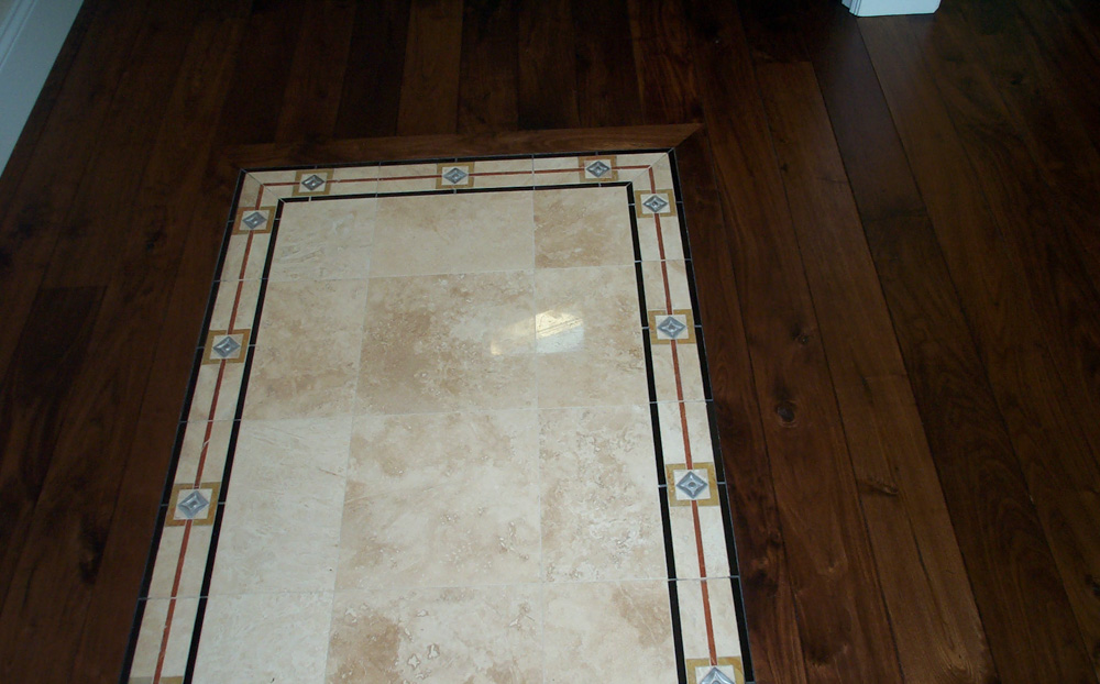 Craftsmen Custom Home Floor