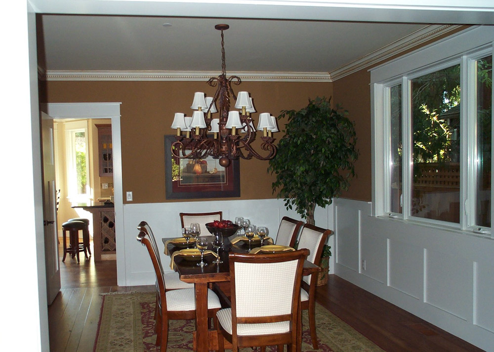 Craftsmen Custom Dinning Room