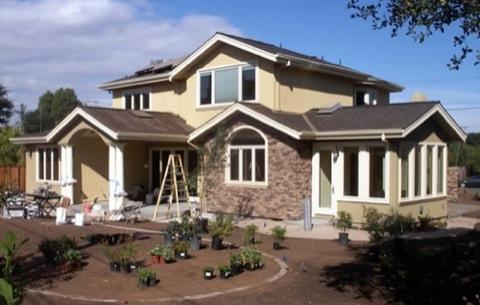 Los Altos Custom Home -