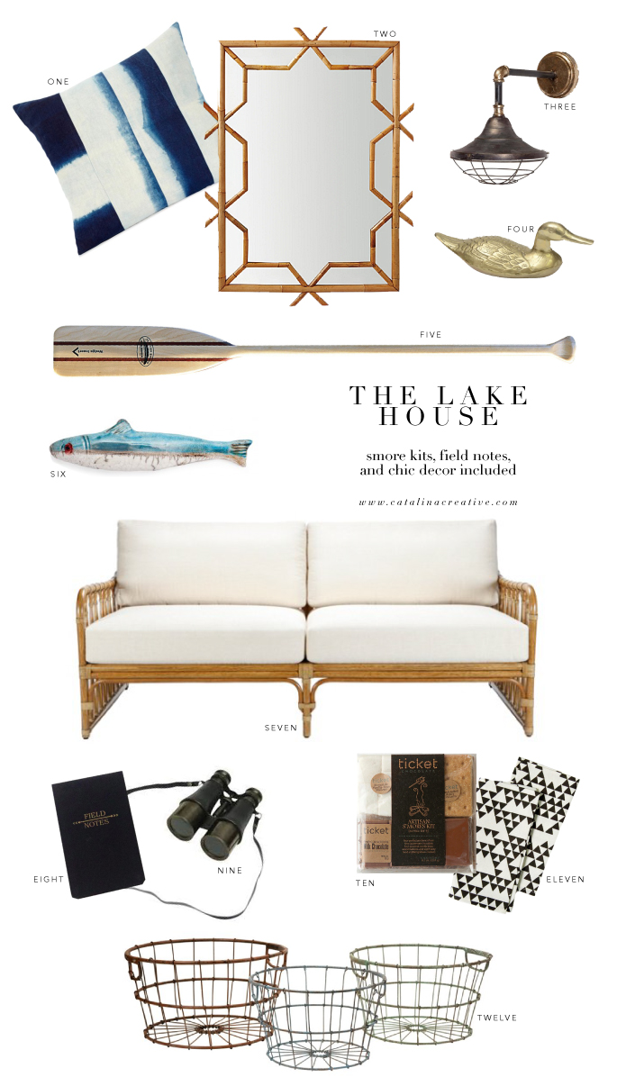 Catalina Creative The Lake House