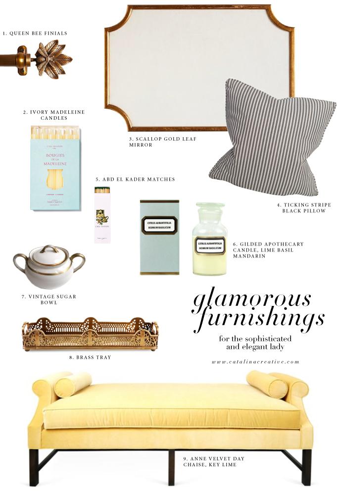 Catalina Creative Glamorous Furnishings