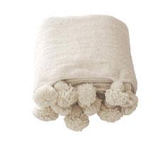 Moroccan Bed Blanket $300