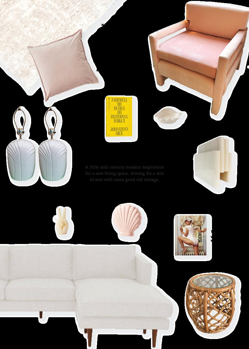 Living Room Inspiration on Natalie Catalina