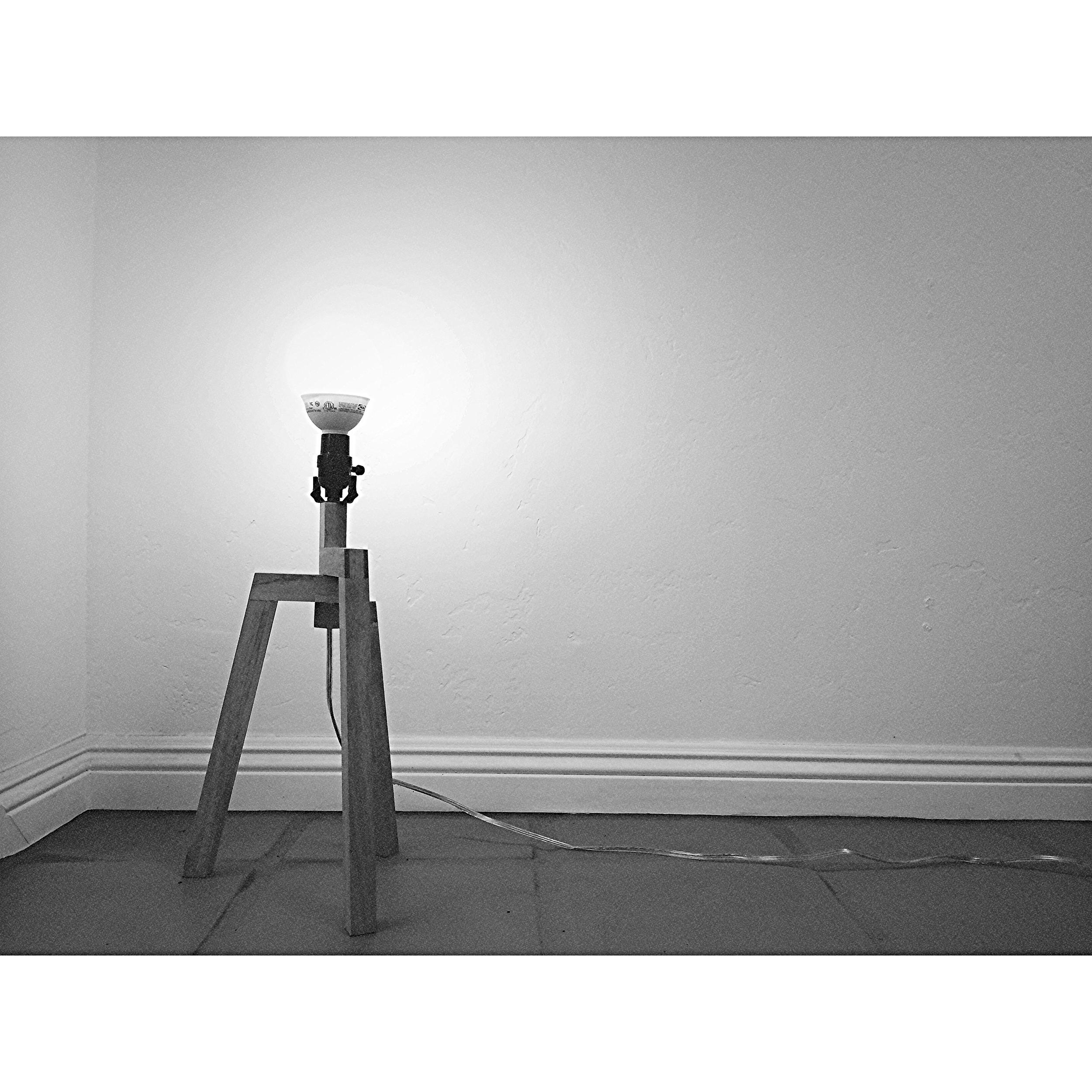 Target Threshold Tripod Lamp Base