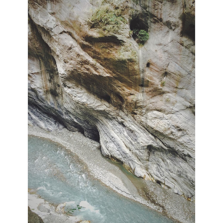 marble mountains, taroko gorge