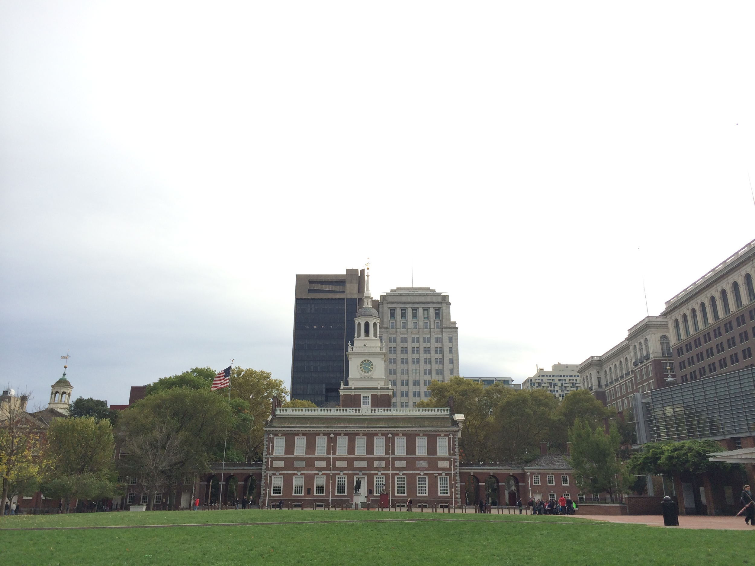 The Independence Hall