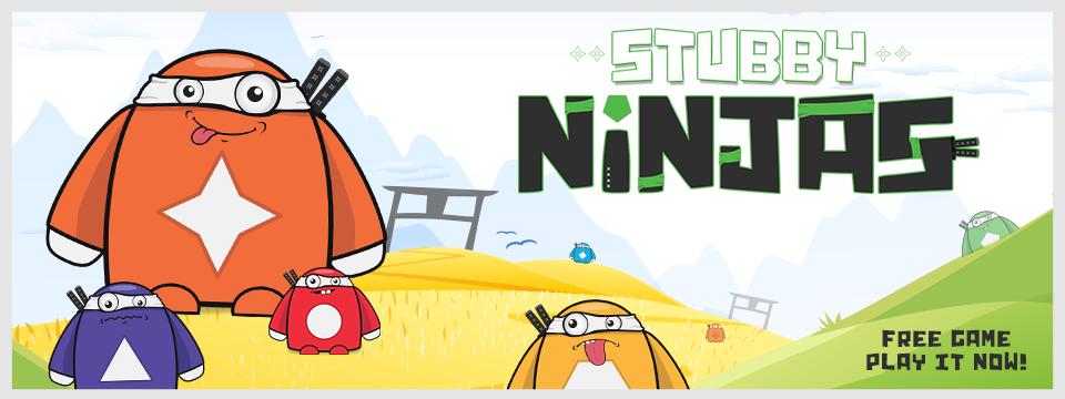 Stubby Ninjas