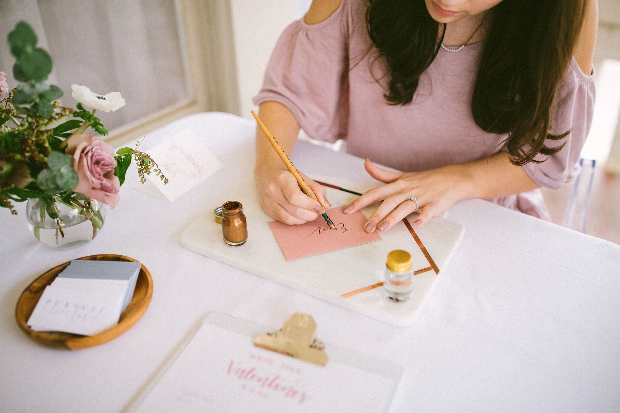 calligraphy hand-lettering