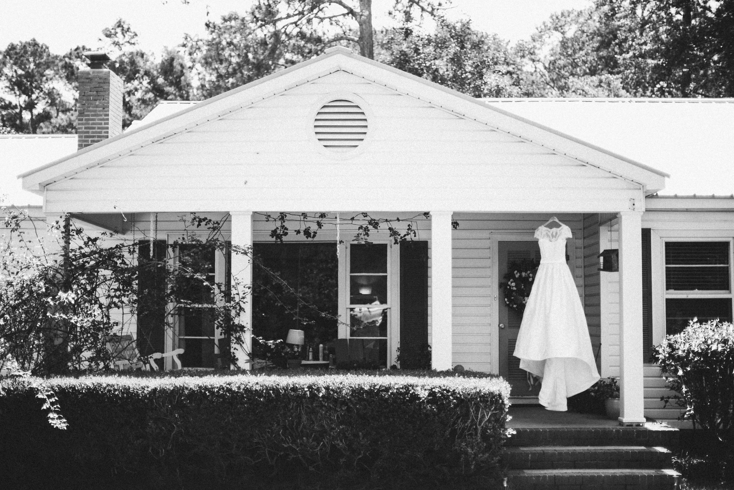 white wedding dress alabama wedding