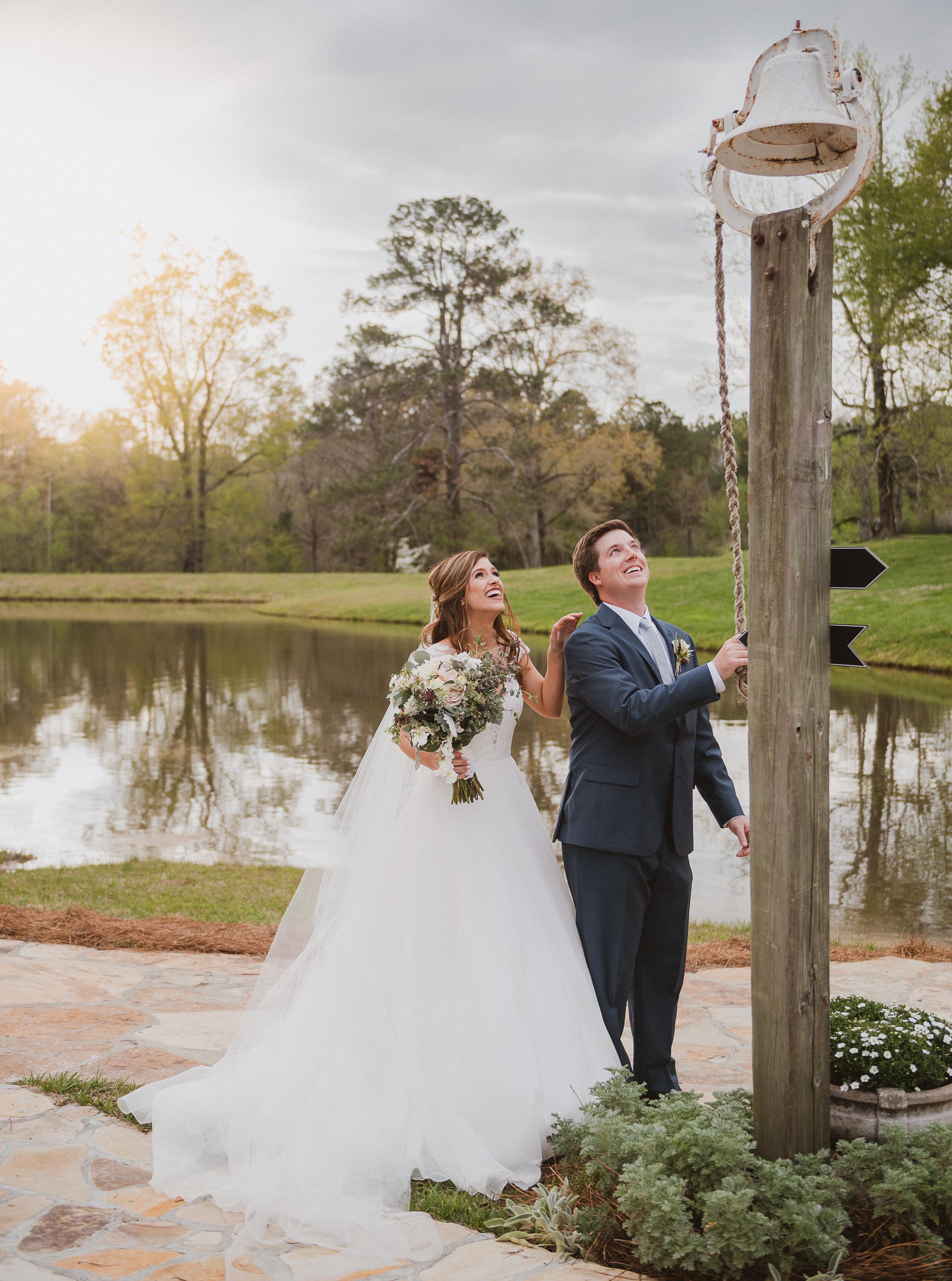 Bride: Chelsi Ganus, Photographer:  Flatwoods Photography