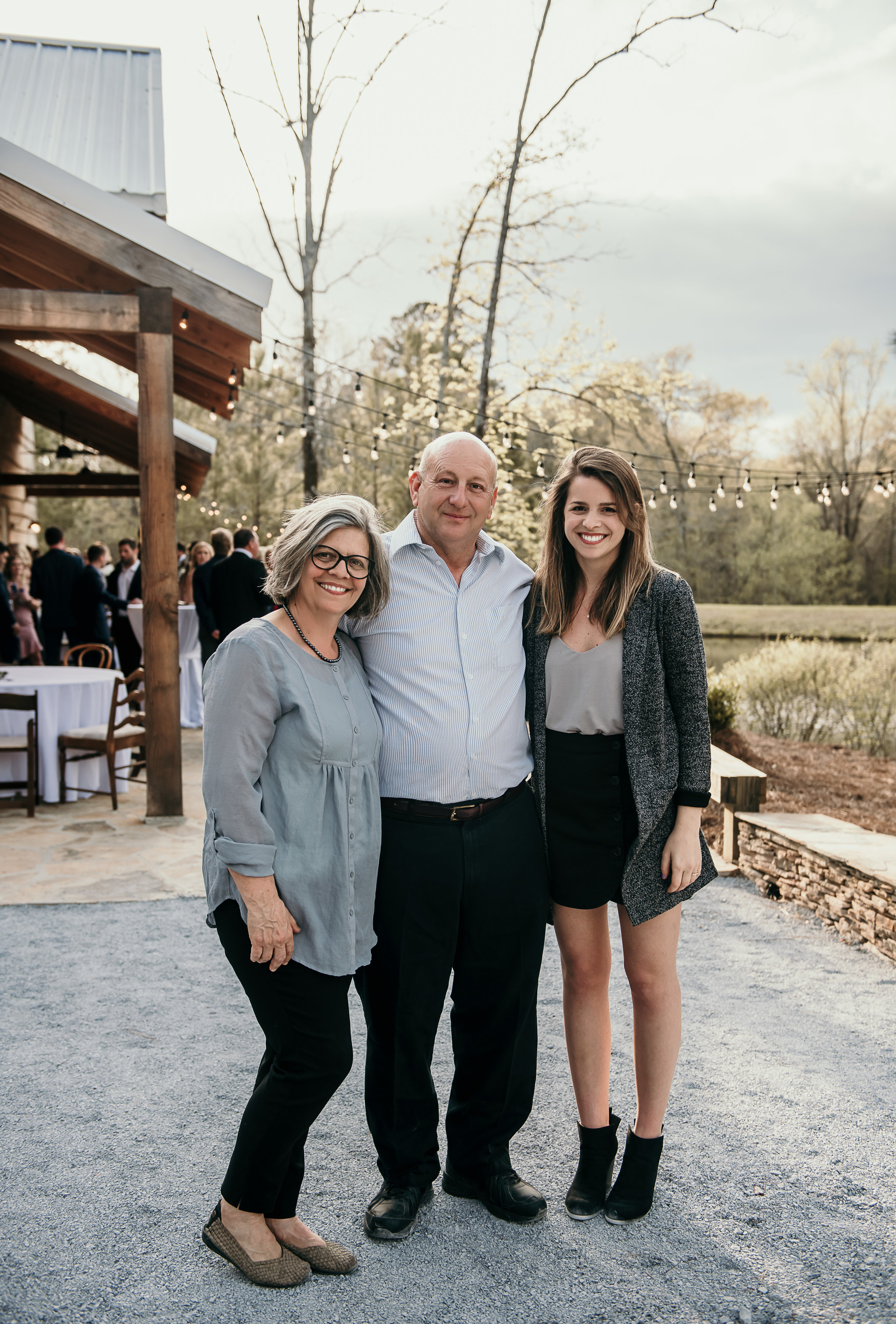 The Owners of Belle Farm! Photographer:  Flatwoods Photography