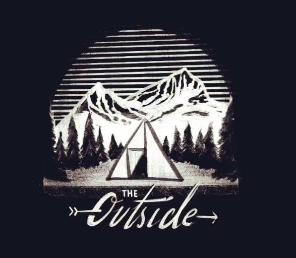 The Outside T-shirt Desighn