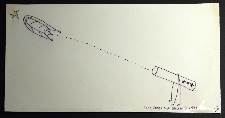 Long Range Net Blaster (LRNB)