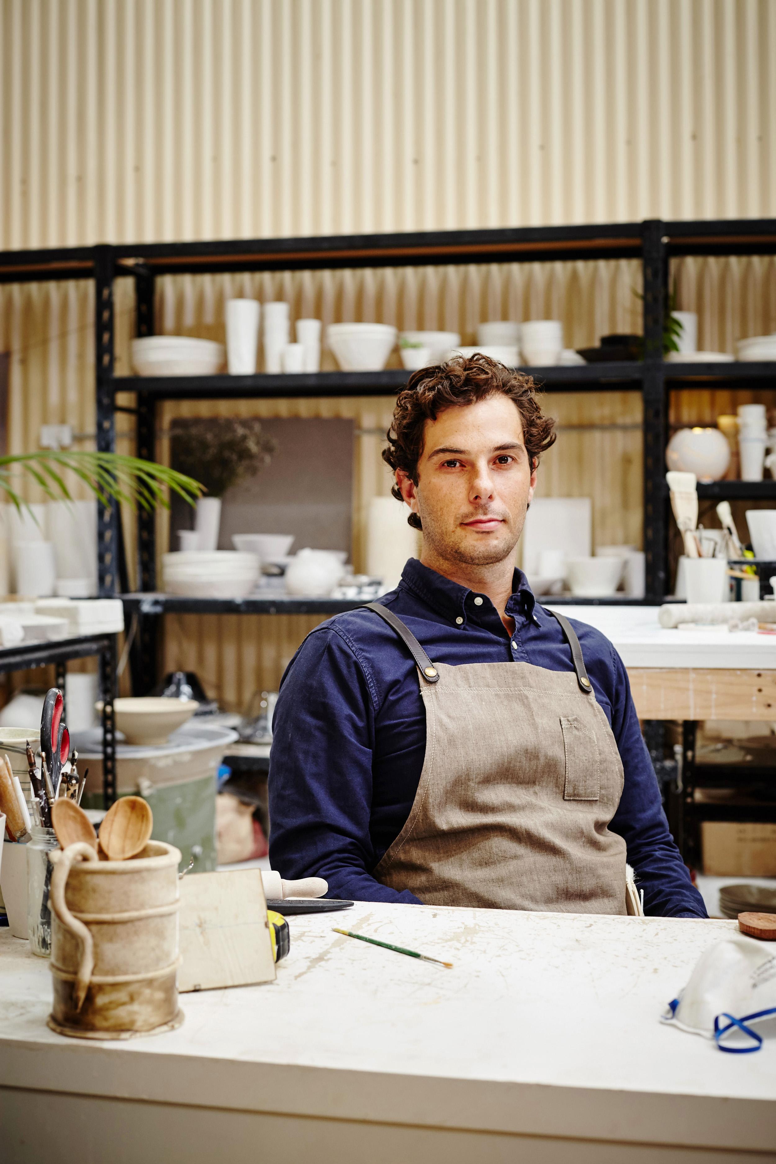 Hayden Youlley  Ceramicist + Designer