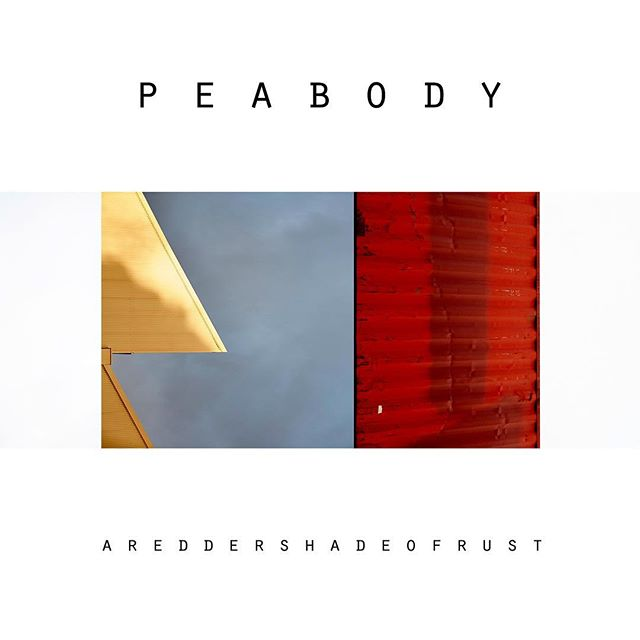Peabody asked me to shoot and design the artwork for their fifth album - A Redder Shade of Rust, which comes out today on @abcmusic and is being launched tonight at the @thelansdowne. I've been a fan of the band since they were a Rickenbacker wielding three piece in matching suits, and have loved watching and hearing their evolution to the unique and unwieldy offset quartet they are today. Thanks @peabodyband for letting me do my best Jem Cohen, and congrats on yet another brilliant and brutal slab of songs, sound and fury. Now, to go give this a spin........#thanks #peabody #indie #jemcohen #jamiehutchings #timkevin #abc #peabrain #rickenbacker #offsetguitars #precisionbass #fenderjazzmaster
