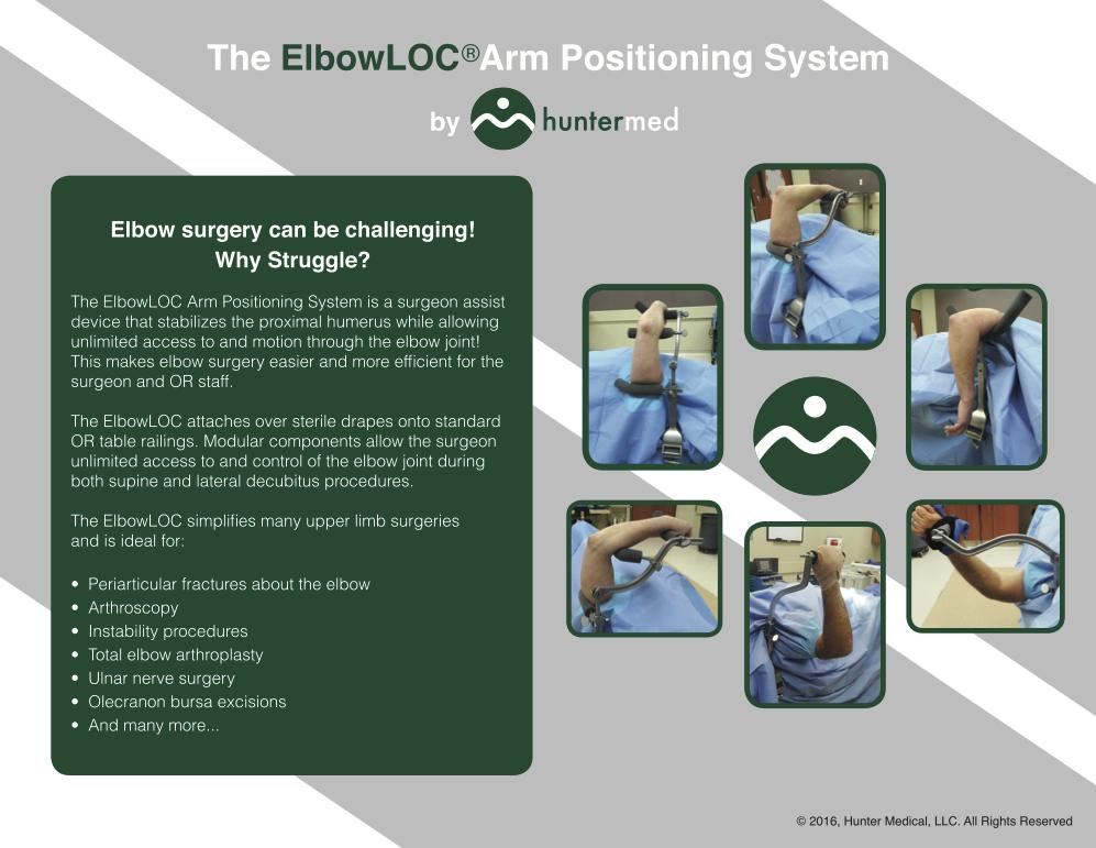 ELBOWLoc Flyer