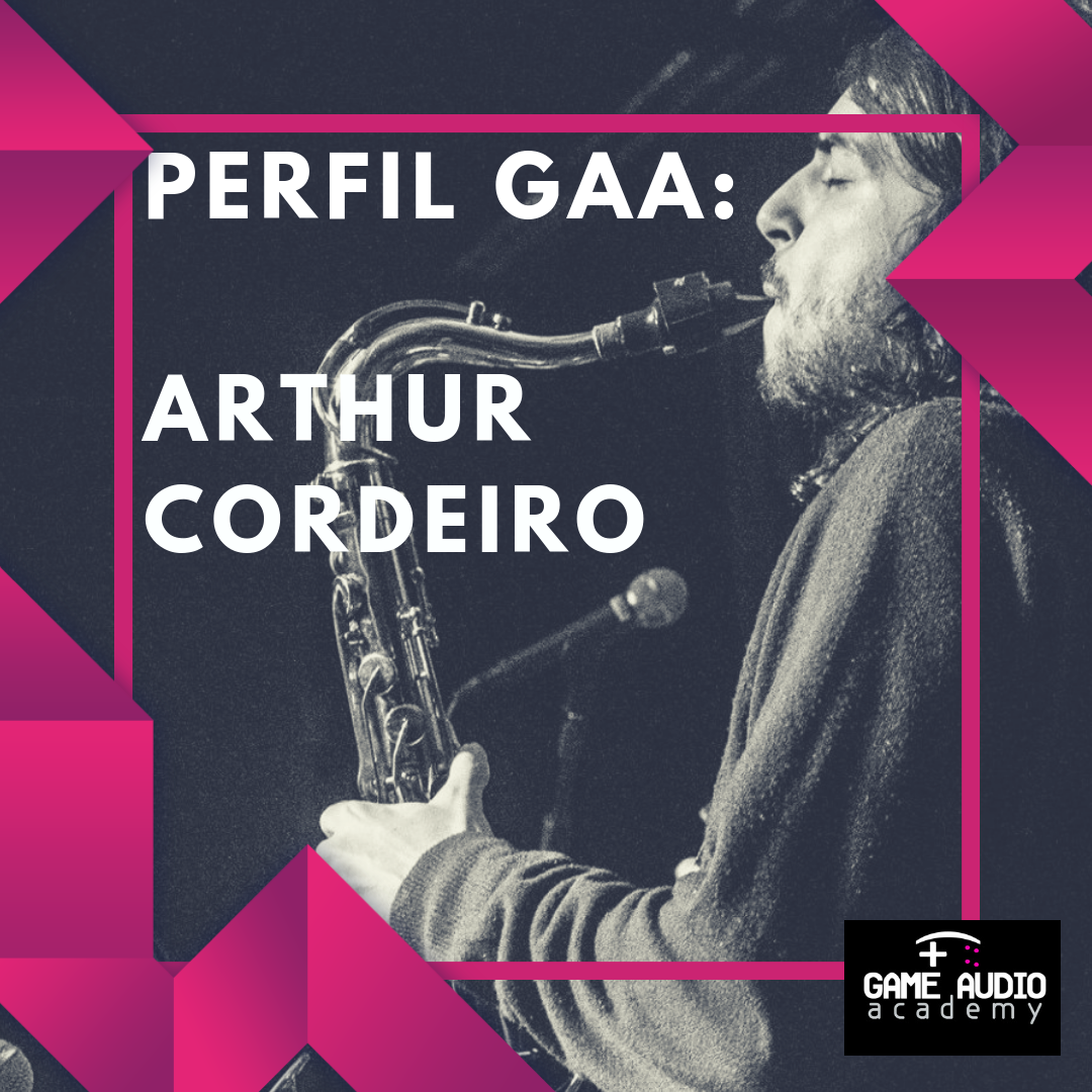 Perfil GAA: Arthur Cordeiro