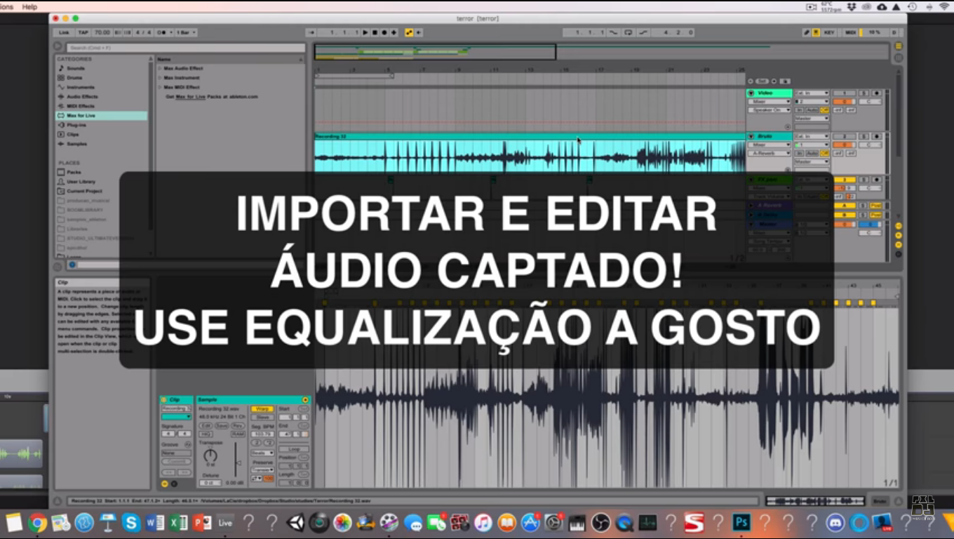 Ana Maria Game Audio EQ