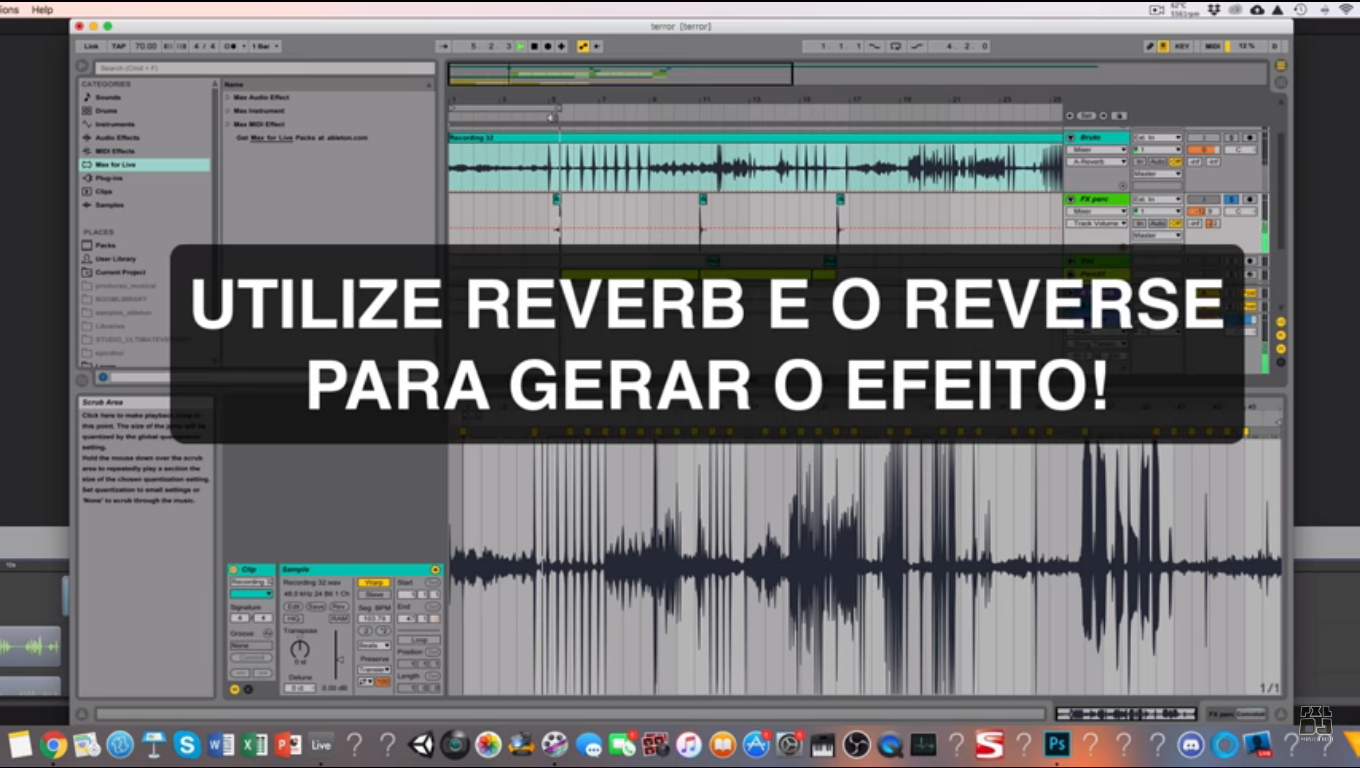 Ana Maria Game Audio Reverb