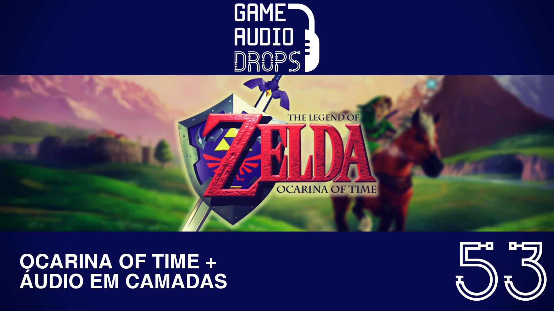 Capa Game Audio Drops 53