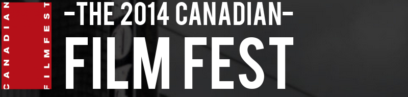 Canadian Film Fest banner