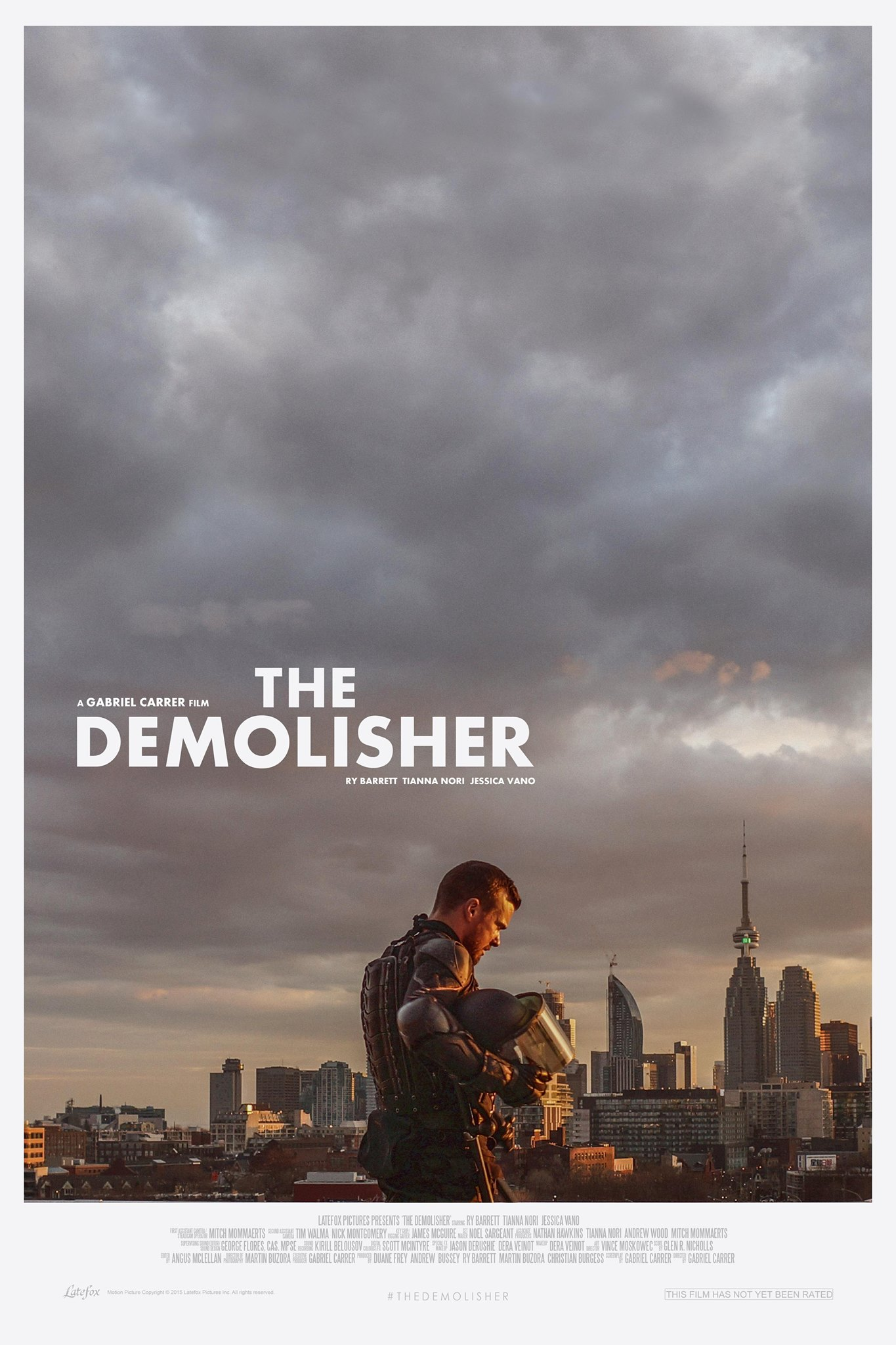 The Demolisher from Gabriel Carrer of Latefox Pictures