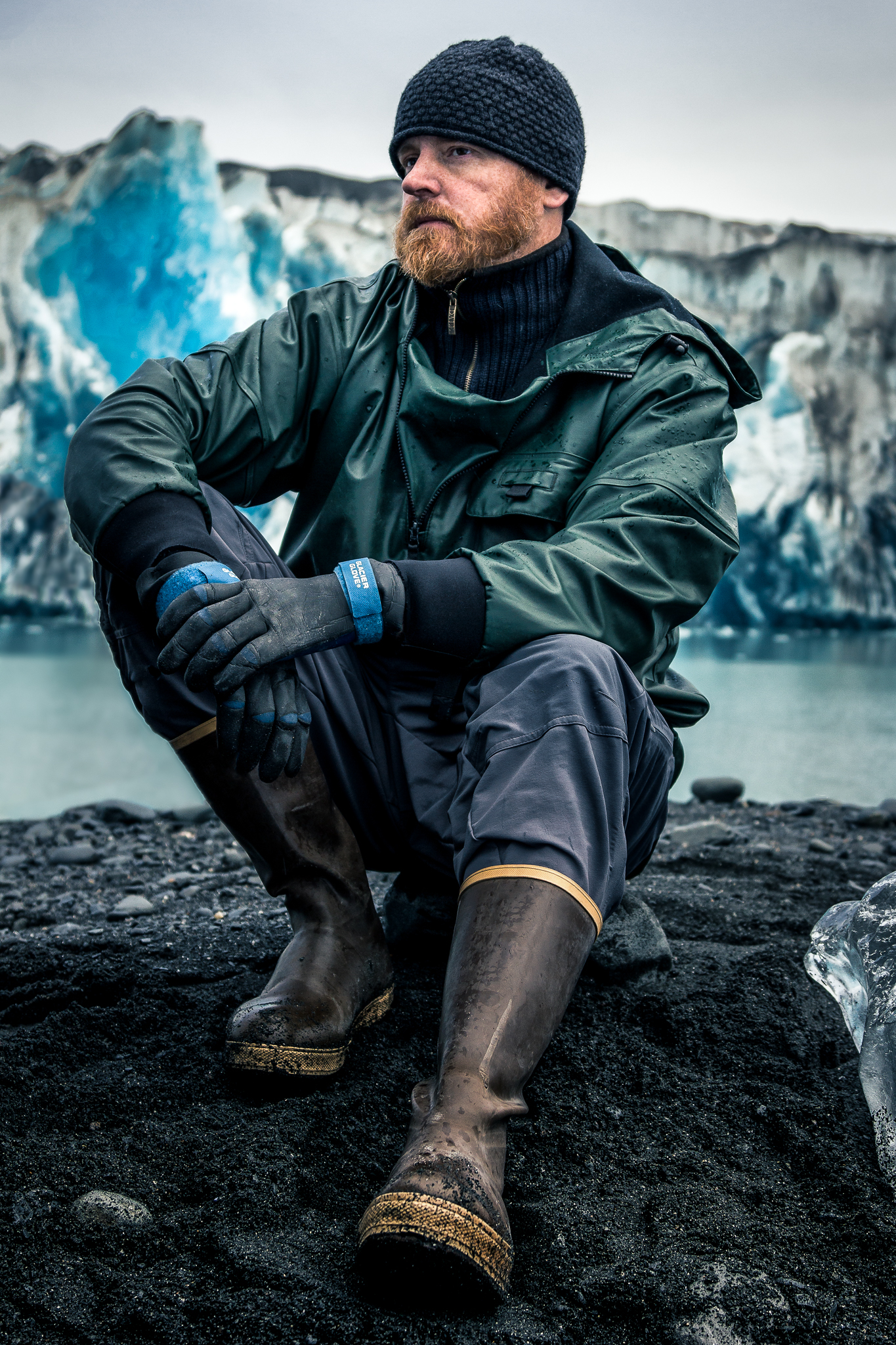Michael Sharp, Adventurer