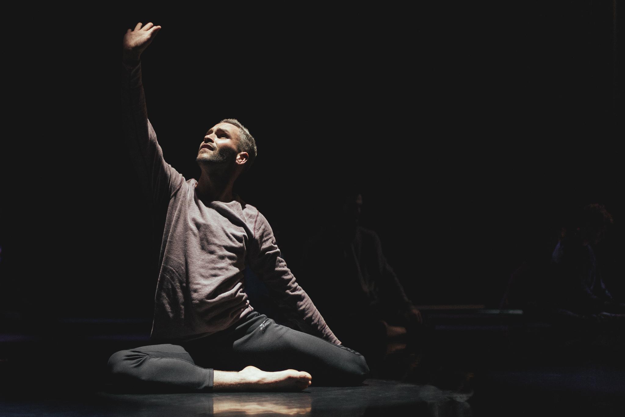 Nick Lazzarini, Dancer