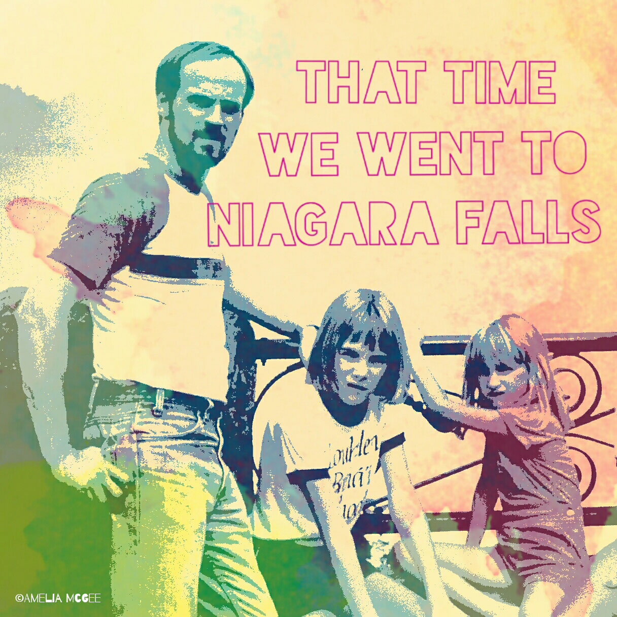 That time we went to Niagra Falls