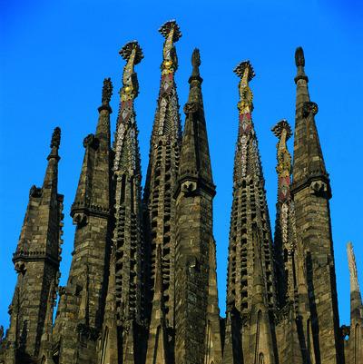 Basilica Sagrada Familia. Photo Credit: Turisme de Barcelona