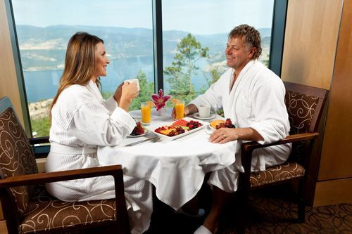 Fine Dining and Relaxation! Courtesy Photo