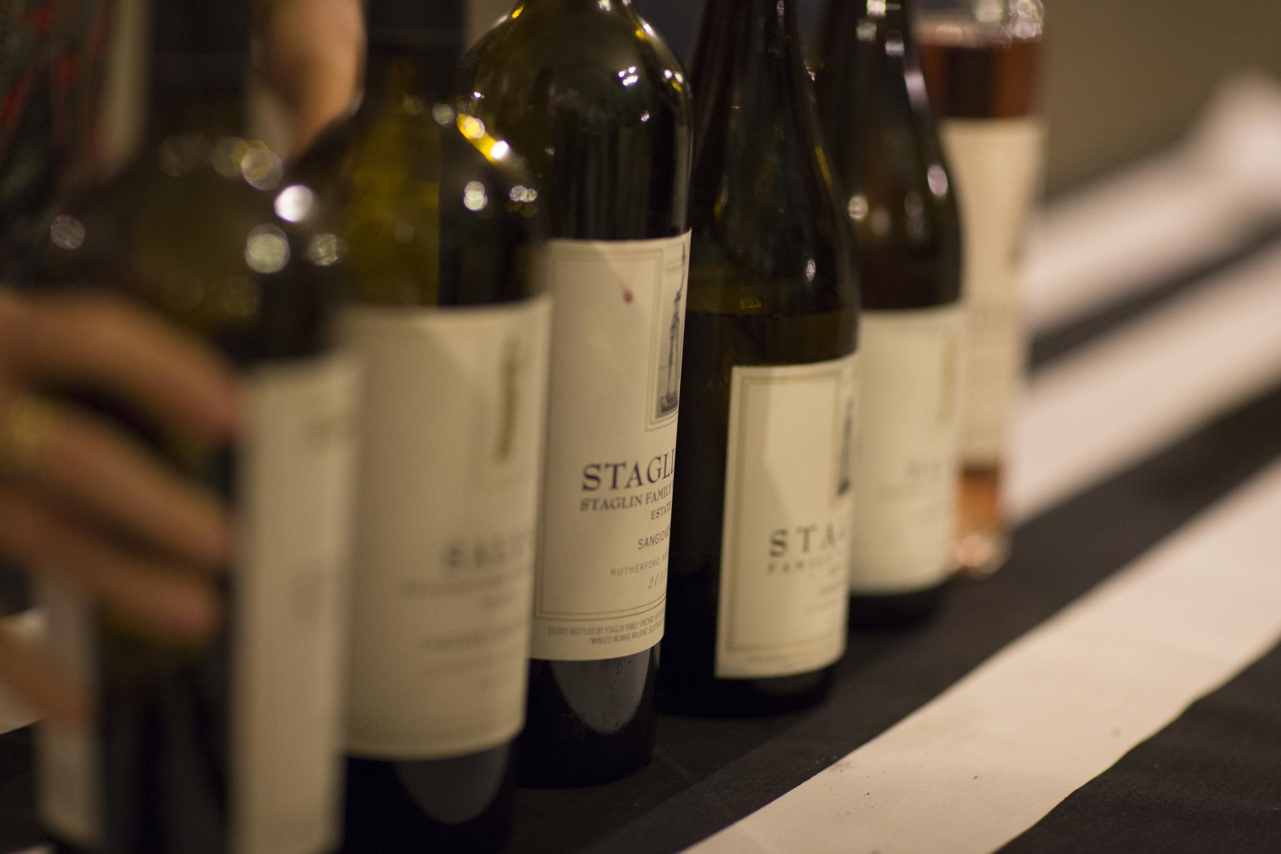 Staglin Wines! Courtesy Photo