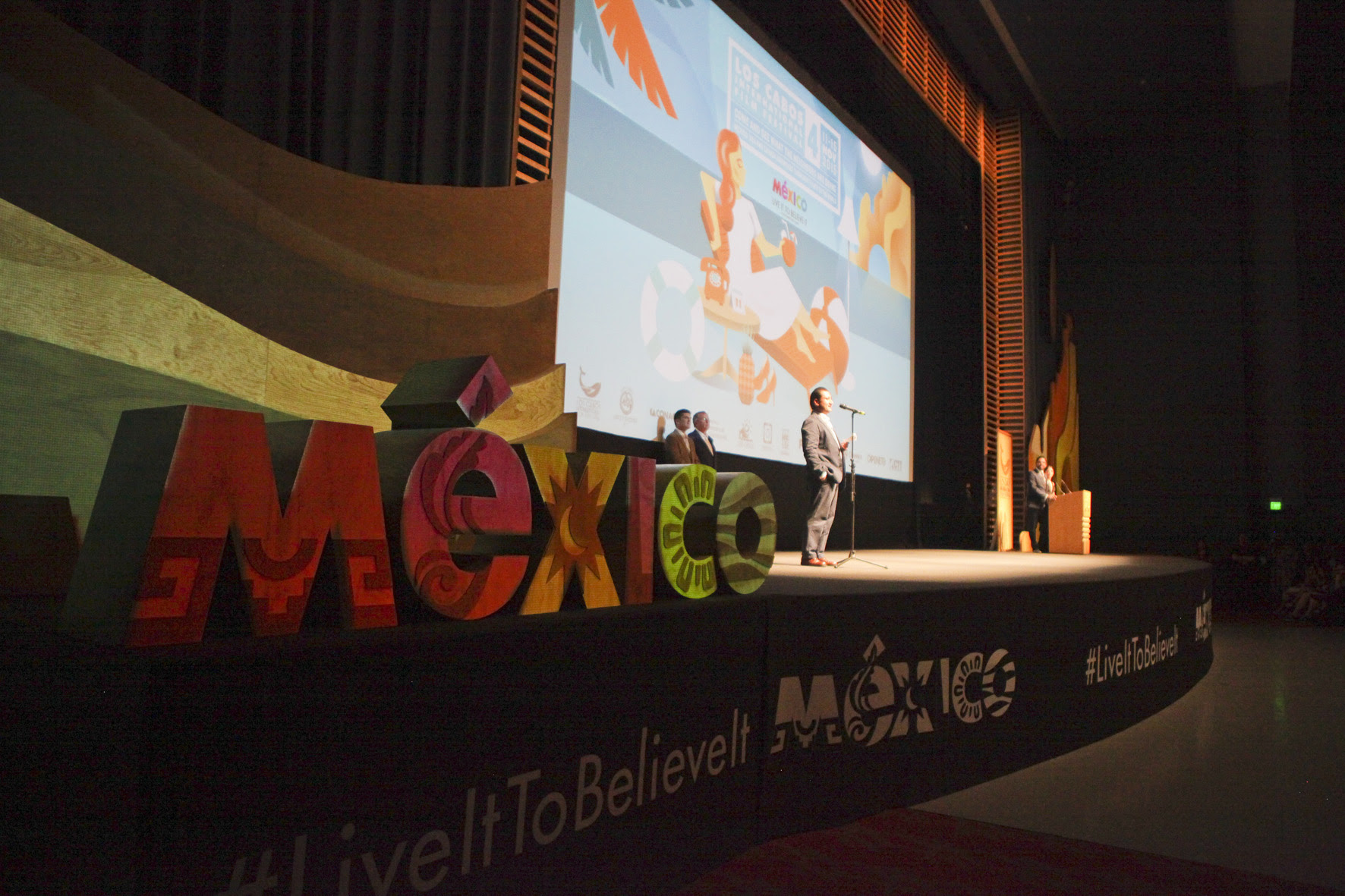 The 4th Edition of the Los Cabos International Film Festival.  Courtesy Photo