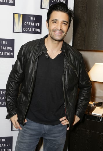 Actor Gilles Marini Attends the GBK Gifting Suite! Photo Credit: Tiffany Rose/Getty Images for GBK Productions