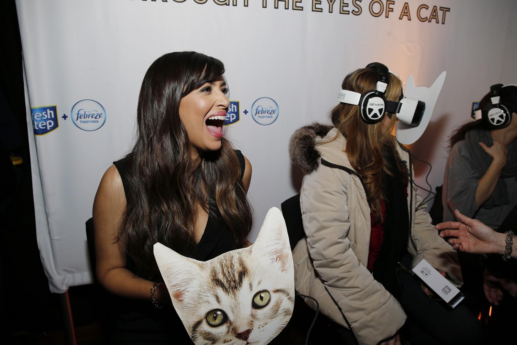 See The World Through Cat Eyes! Courtesy Photo