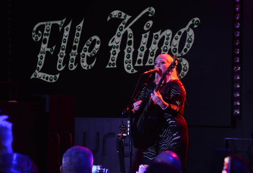 Elle King Performs a Soulful Version of Her Hit, 'Ex's & Oh's'. Photo Credit: Startracks Photo