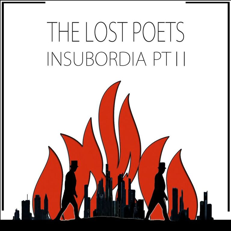 """The Lost Poets release """"Insubordia PT II"""" on February 26th.  Courtesy Photo"""